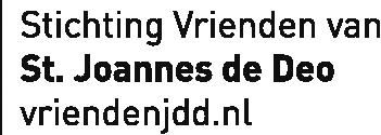 Stichting Vrienden van St. Joannes de Deo