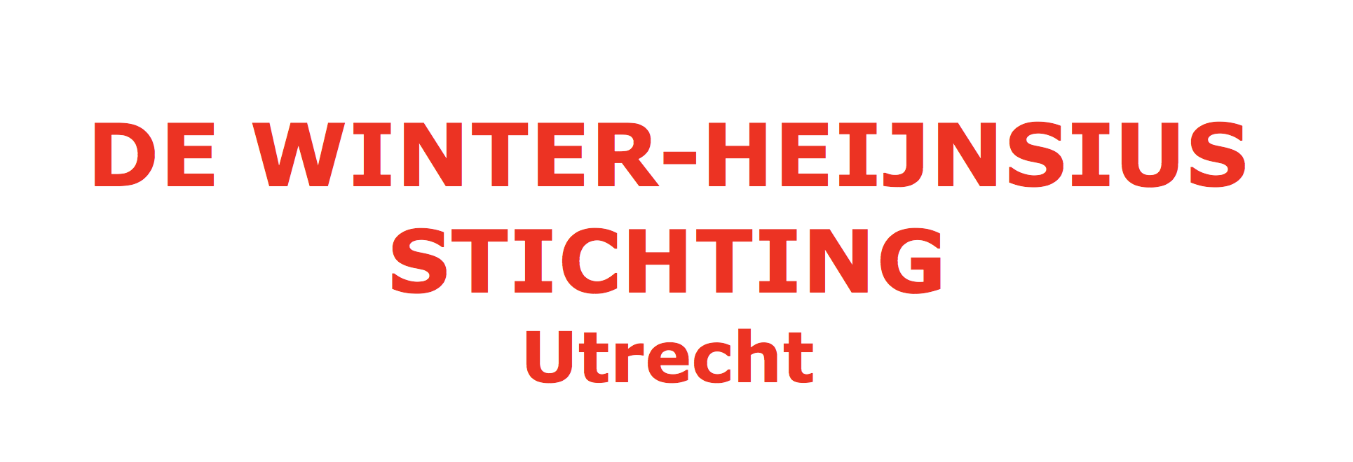 De Winter Heinsius Stichting